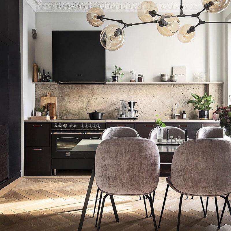 Xu hướng thiết kế nội thất bếp 2020