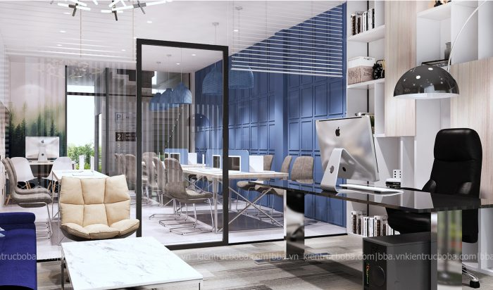 dự án thi công nội thất