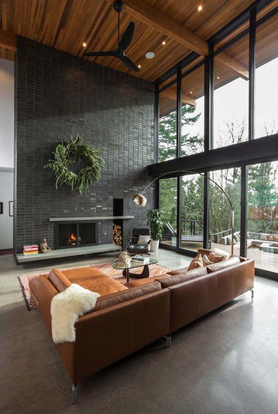 phong cách thiết kế nội thất công nghiệp