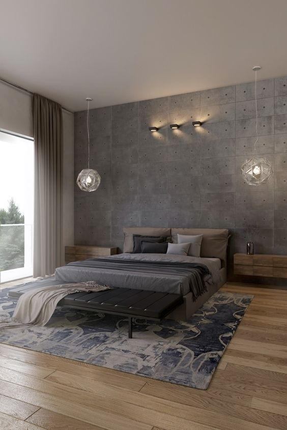 phong cách thiết kế nội thất mộc mạc