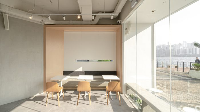 phong cách thiết kế nội thất quán cafe