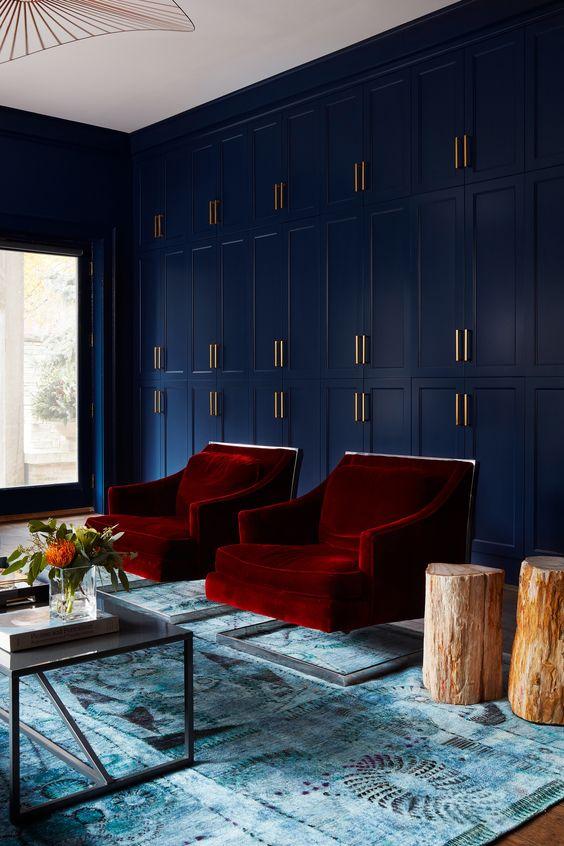 phong cách thiết kế nội thất tân cổ điển