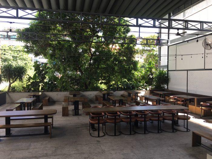 chuỗi nhà hàng ZumWhere tại Phú Nhuận