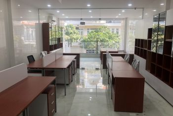 Dự án thiết kế thi công văn phòng 60m2 sàn Quận 7
