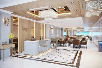 Dự án thiết kế nội thất khách sạn 4 sao – Hotel Bảo Nga – Ninh Thuận