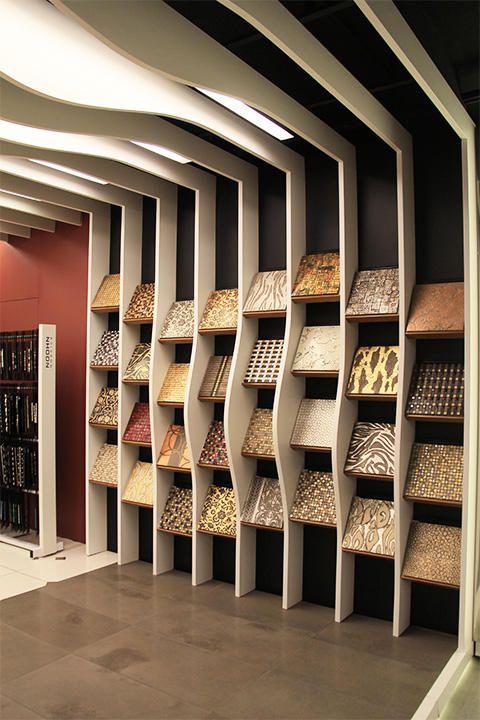 Thiết kế thi công nội thất showroom đẹp