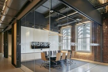 Tổng hợp mẫu thiết kế nội thất văn phòng đẹp 2021