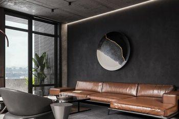 Bộ sưu tập mẫu phòng khách đẹp theo xu hướng 2021