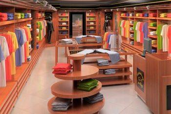Những mẫu thiết kế shop đẹp giúp thu hút khách hàng