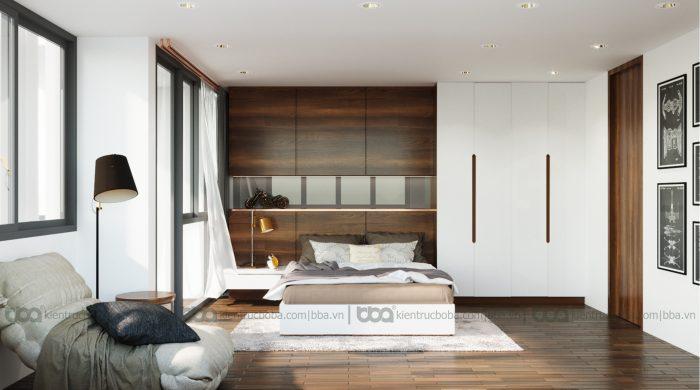nội thất chung cư phong cách hiện đại