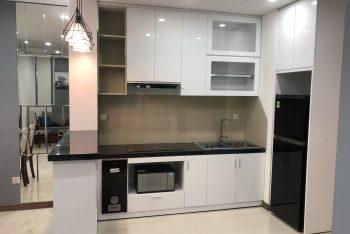 Thi công hoàn thiện nội thất chung cư nhỏ 1 phòng ngủ 45m2