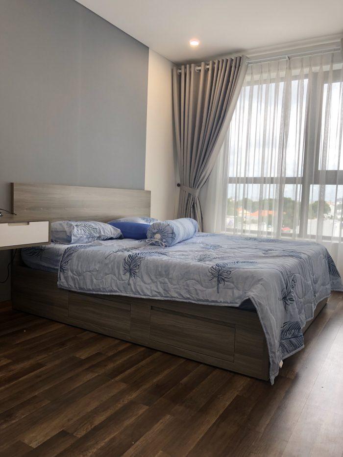 thi công nội thất căn hộ 1 phòng ngủ