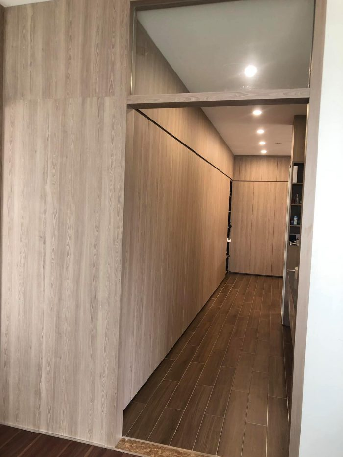 thi công nội thất căn hộ penthouse