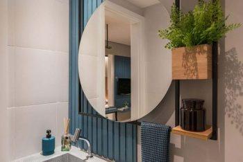 20+ Mẫu nhà vệ sinh (restroom) đẹp 2021