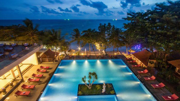 thiết kế nội thất resort nghỉ dưỡng