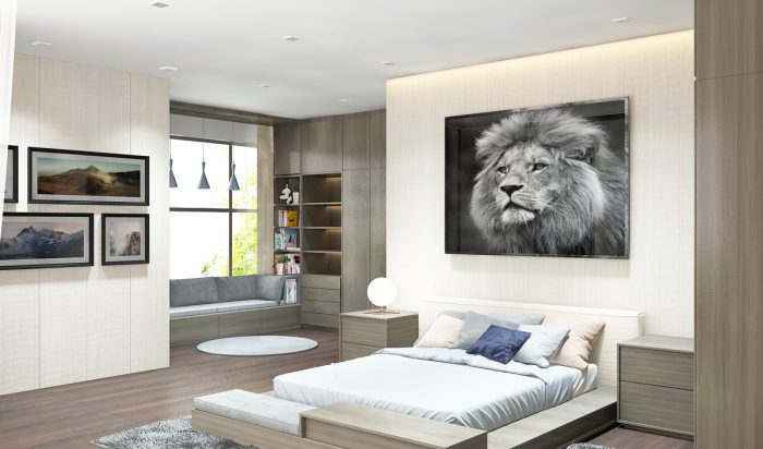 thiết kế thi công nội thất căn hộ penthouse chuyên nghiệp