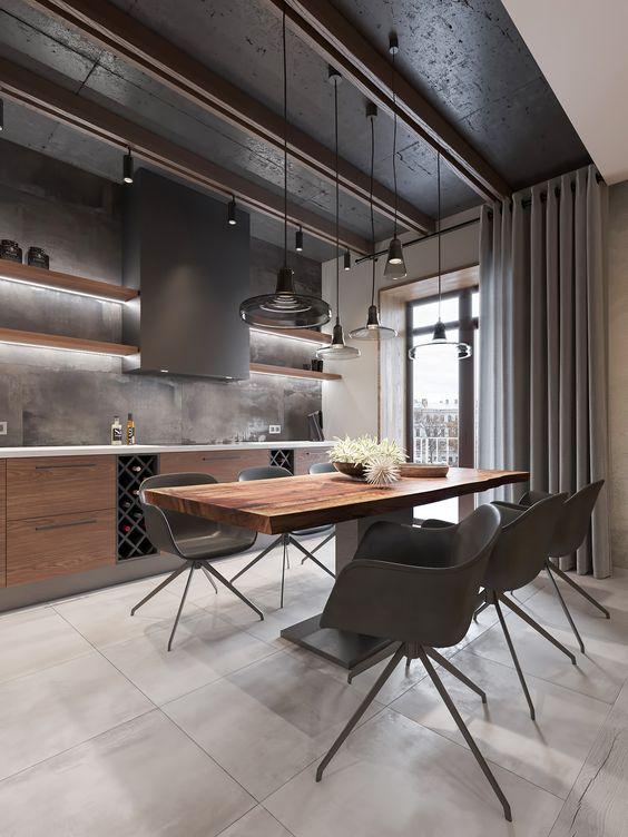 thiết kế nội thất chung cư đẹp 2021