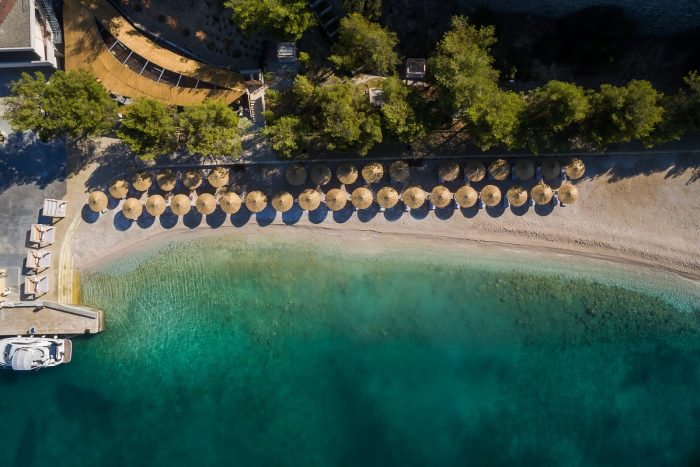 thiết kế resort biển