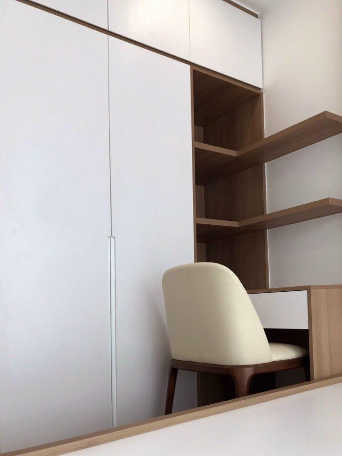 thiết kế thi công nội thất căn hộ cao cấp