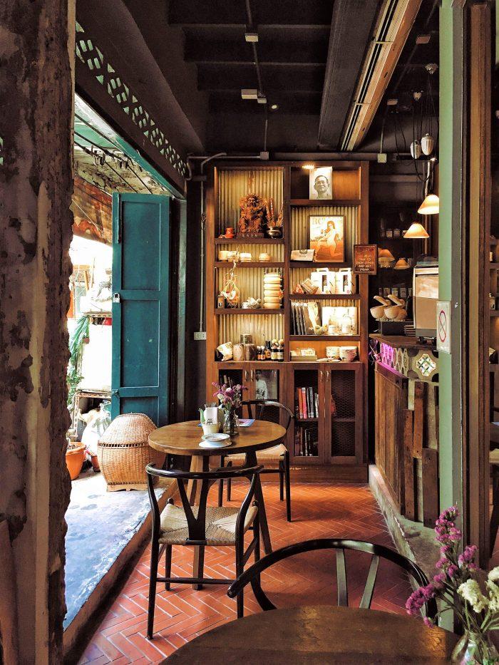 thiết kế thi công nội thất quán cafe