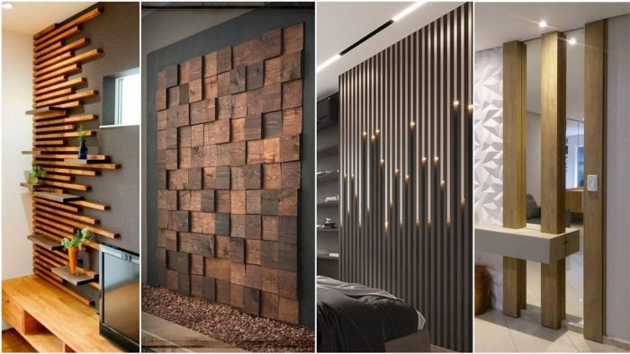 vật liệu trang trí tường nội thất