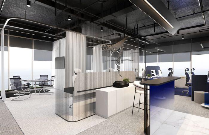 thiết kế thi công nội thất văn phòng chuyên nghiệp