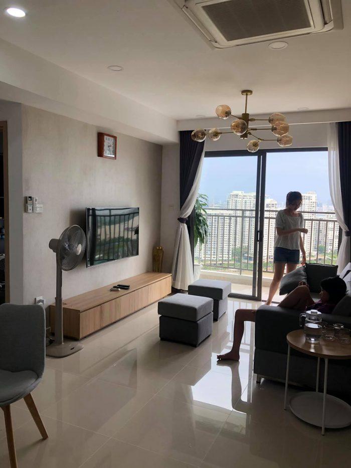thi công nội thất căn hộ 55m2