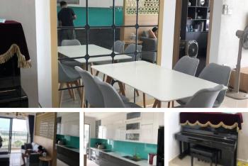 Nghiệm thu dự án thi công nội thất căn hộ 55m2 2 phòng ngủ