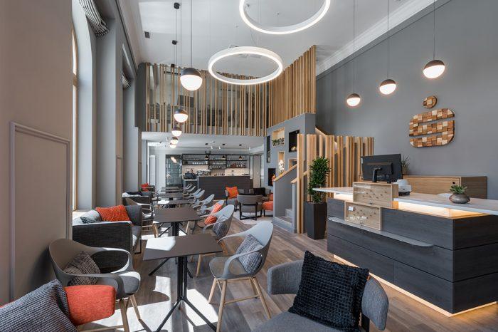 phong cách thiết kế nhà hàng