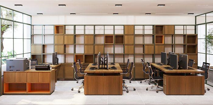 phong thủy thiết kế văn phòng