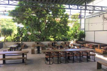 Mô hình thiết kế nhà hàng sân vườn đẹp và 10 ý tưởng nổi bật
