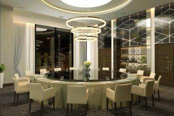 6 lưu ý quan trọng khi thiết kế phòng VIP nhà hàng sang trọng