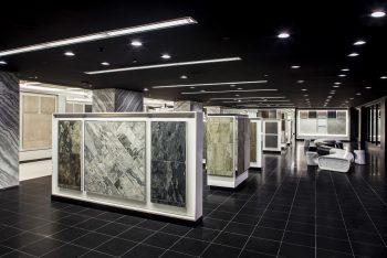 Những ý tưởng thiết kế showroom gạch ốp lát được ưa chuộng 2021