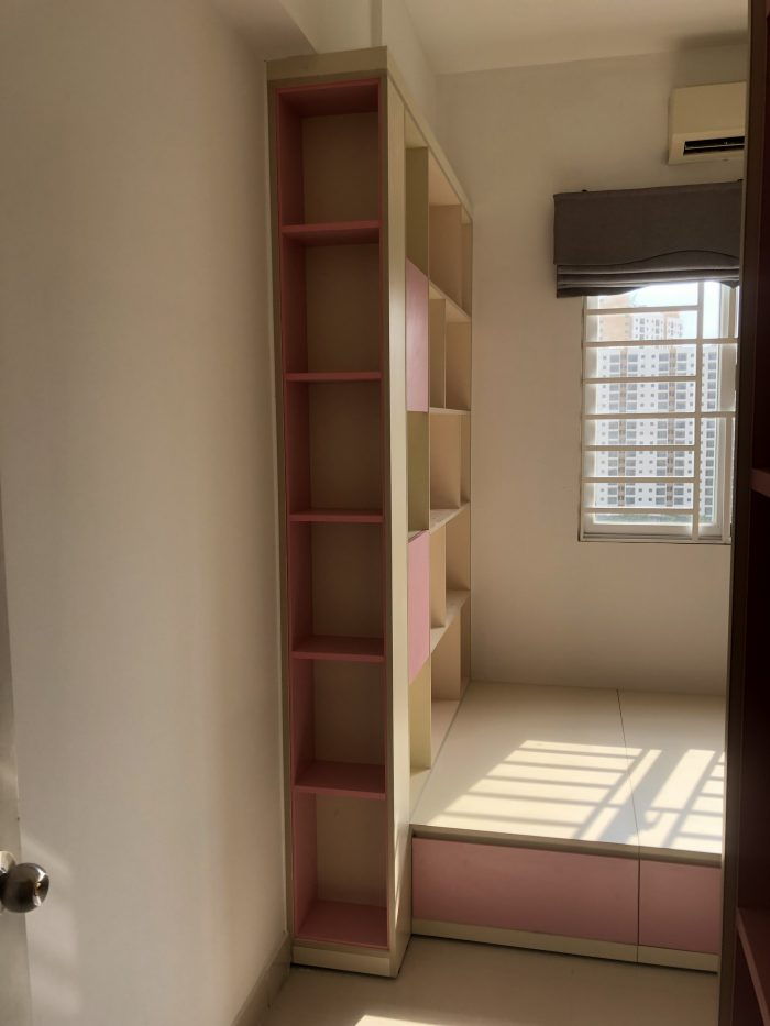 thi công căn hộ 85m2 3 phòng ngủ