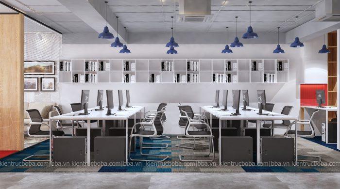 ý tưởng cải tạo tân trang văn phòng cũ