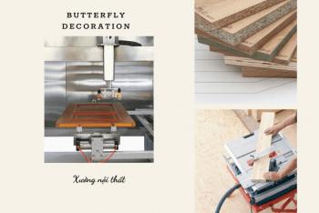 Xưởng sản xuất nội thất gỗ công nghiệp uy tín tại HCM